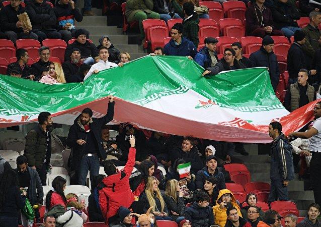 Irańscy kibice