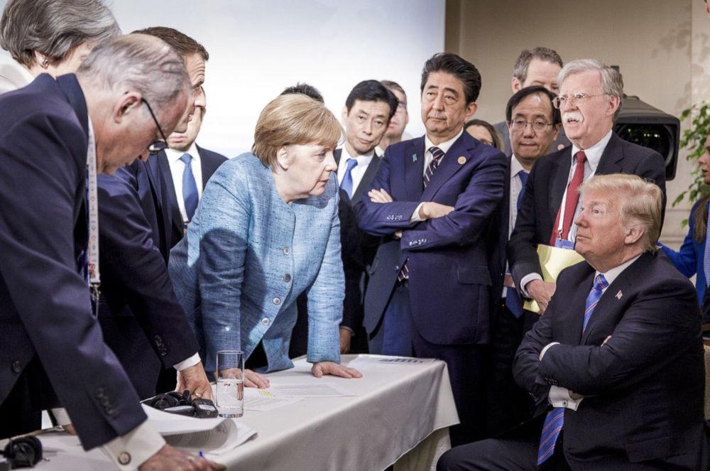 Szczyt G-7 w Kanadzie