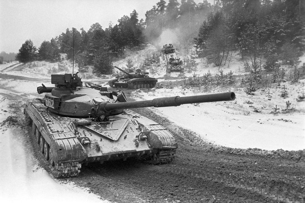 Radziecki czołg podstawowy T-64