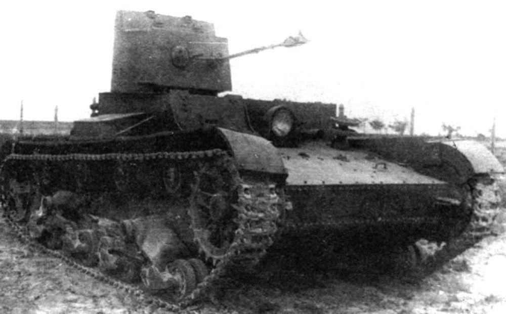 Czołg chemiczny XT-26