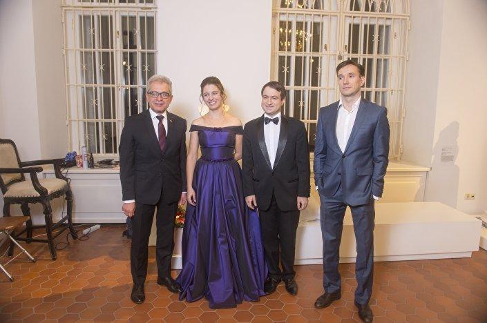 Wieczór polskiej muzyki w muzeum Carycyno w Moskwie