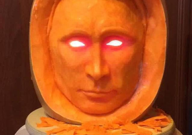 Dynia w kształcie Putina