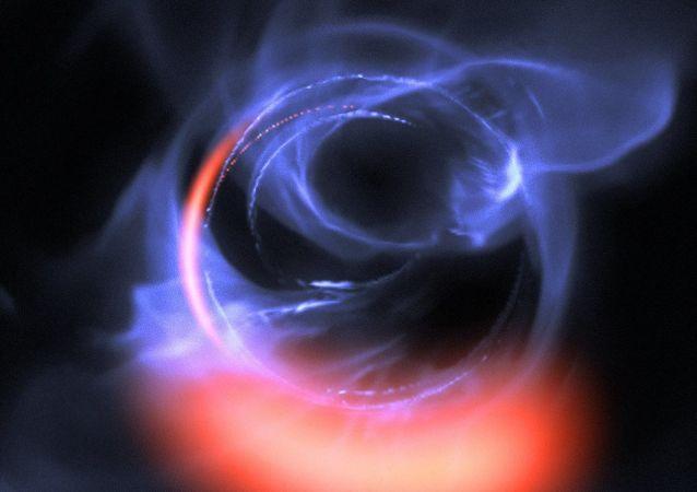Wrażliwe narzędzie Europejskiego Obserwatorium Południowego (ESO) GRAVITY dostarczyło dowody na poparcie przypuszczenia o istnieniu w środku Drogi Mlecznej supermasywnej czarnej dziury
