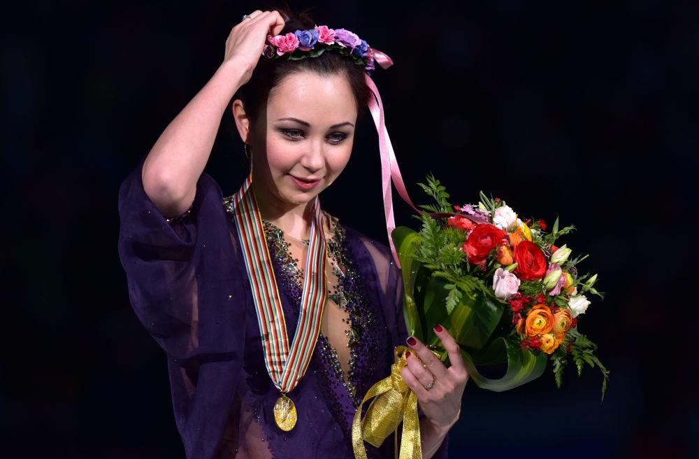Jelizawieta Tuktamyszewa - nowa ikona seksu wśród sportsmenek