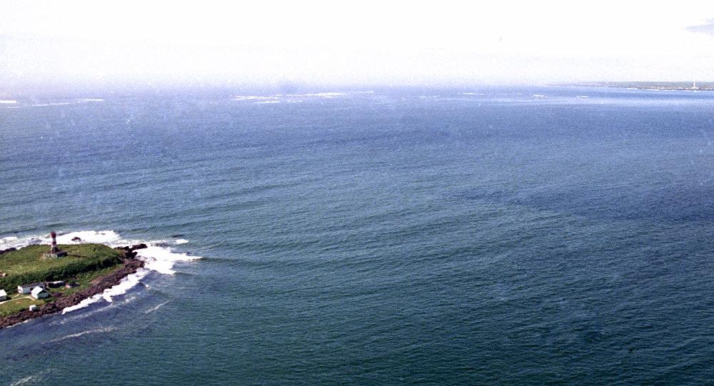 W Japonii zniknęła pod wodą niewielka wyspa w pobliżu Kurylów