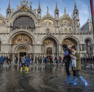 Powódź w Wenecji
