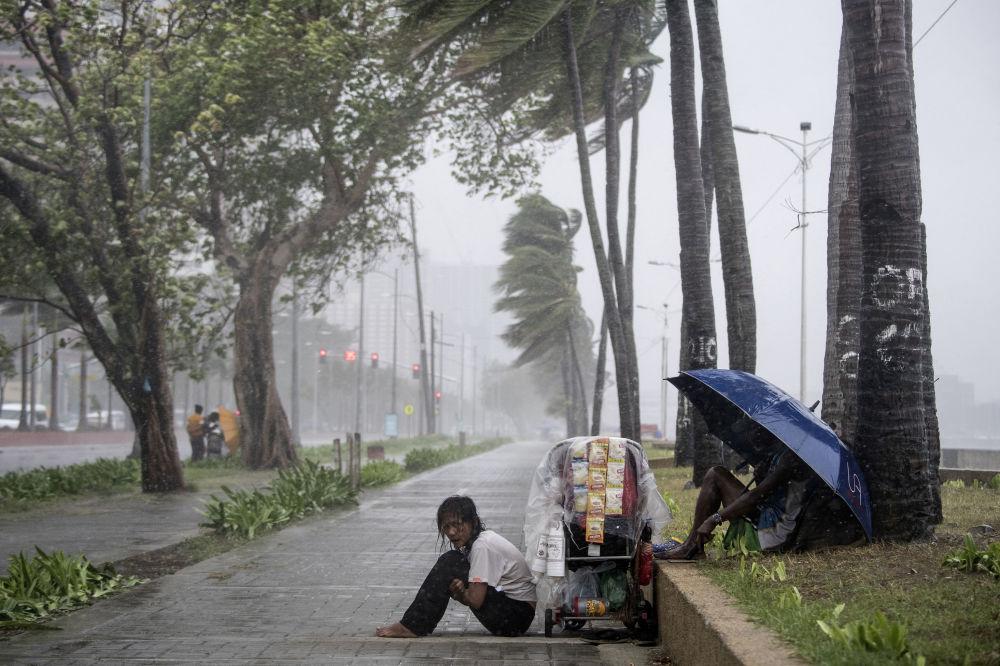 Tajfun Yutu na Filipinach
