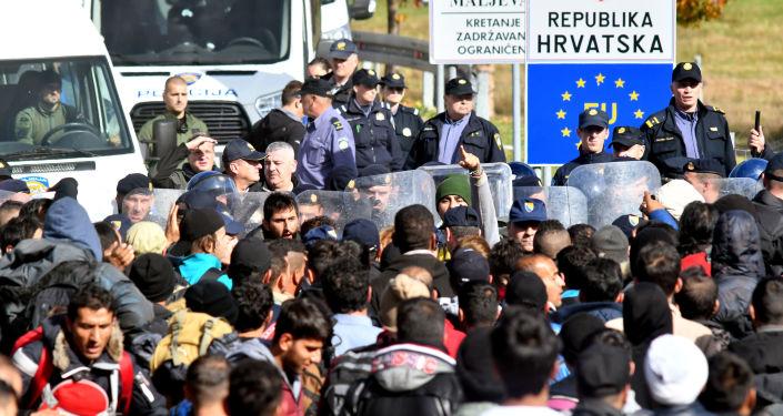 Chorwacko-bośniacka granica