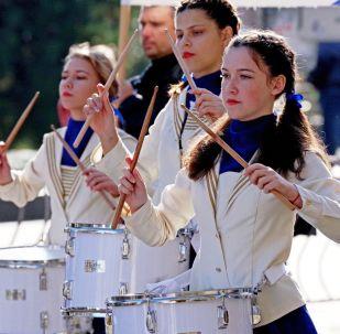 Obchody Dnia Jedności Narodowej w Sewastopolu