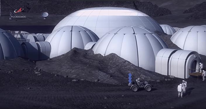Rosyjskie plany bazy na Księżycu