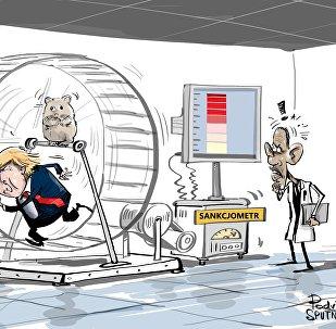 Więcej sankcji! Jeszcze więcej!