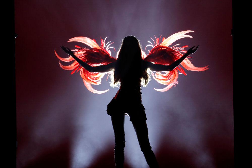 Pokaz Victoria's Secret w Nowym Jorku
