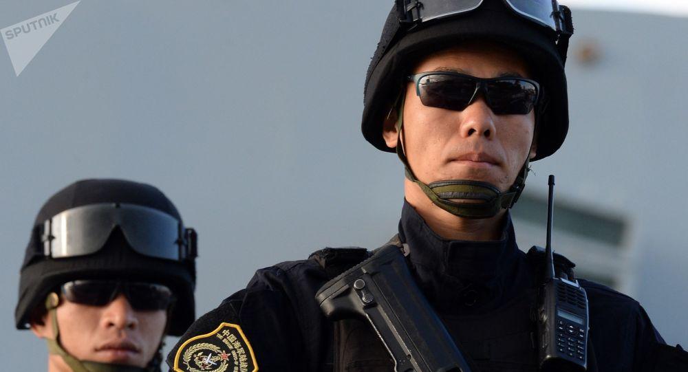 Chińscy wojskowi