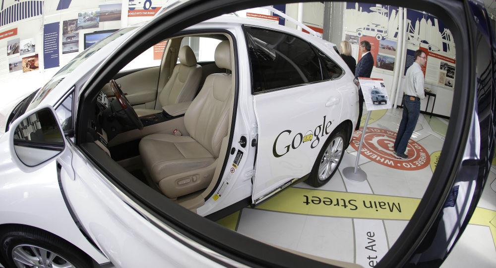 Autonomiczny samochód firmy Google