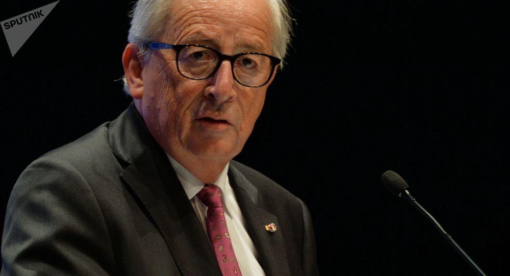 Przewodnoczący Komisji Europejskiej Jean-Claude Juncker