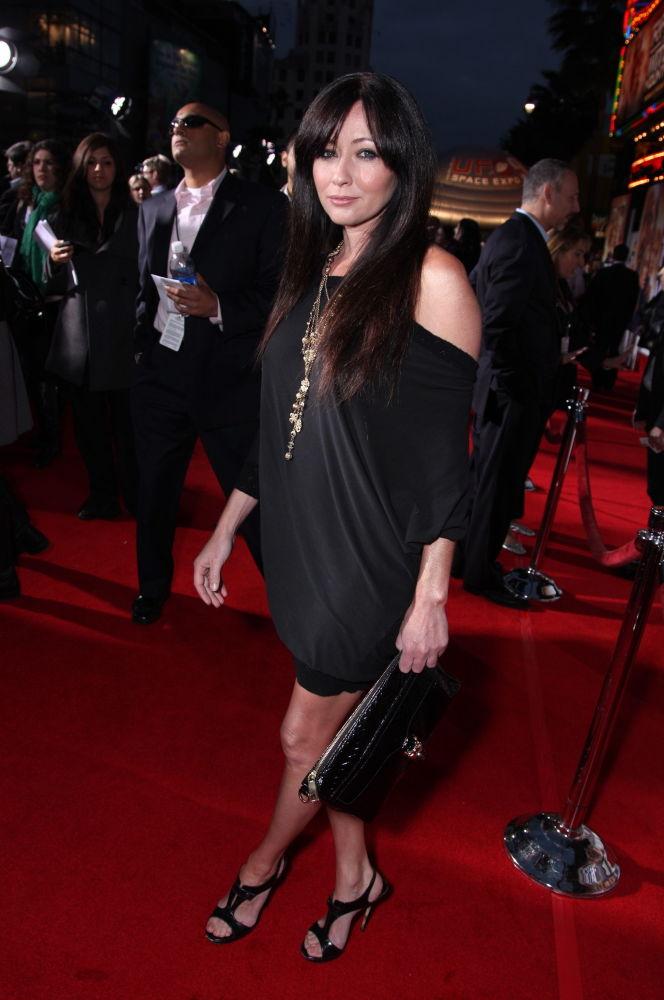 Aktorka Shannen Doherty