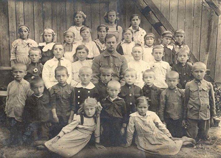 Czeska szkoła, 1914 rok