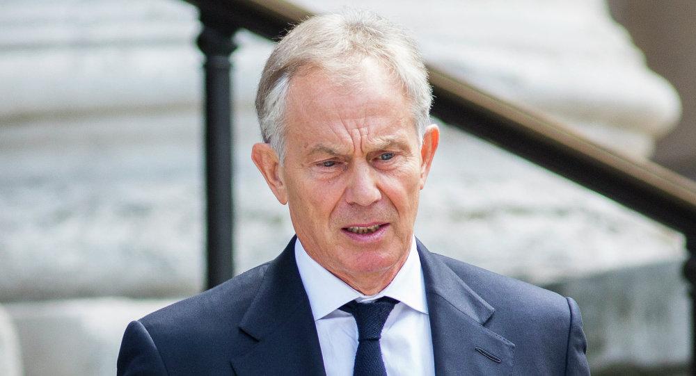 Były premier Wielkiej Brytanii Tony Blair