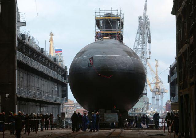 Okręt podwodny Noworosyjsk