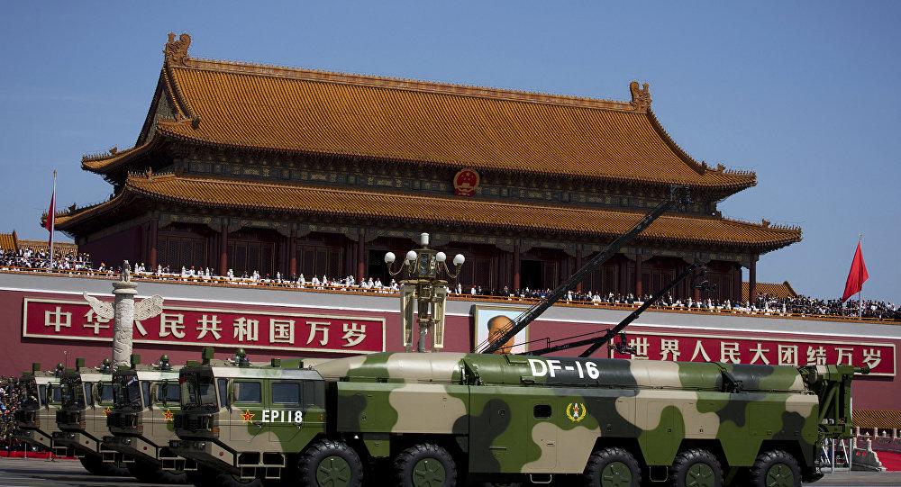 Systemy balistyczne Chin, Pekin