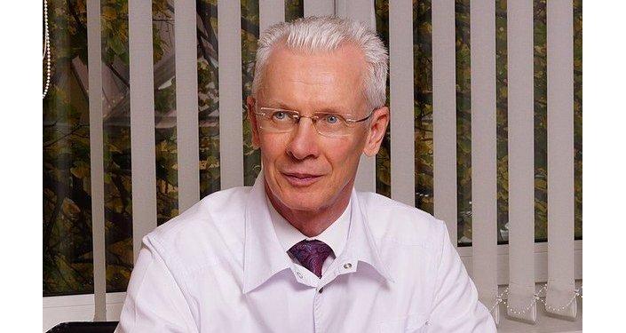 prof. Aleksander Szczerbakow