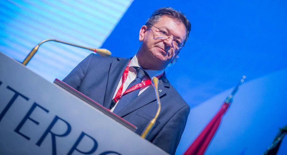 Wiceprezydent Interpola, Rosjanin Aleksander Prokopczuk