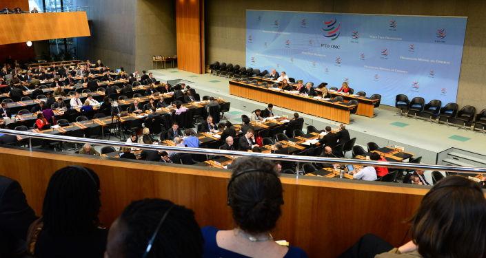Posiedzenie zarządu Światowej Organizacji Handlu