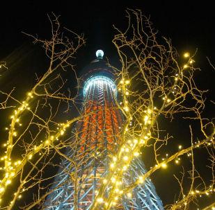 Wieża Tokyo Skytre