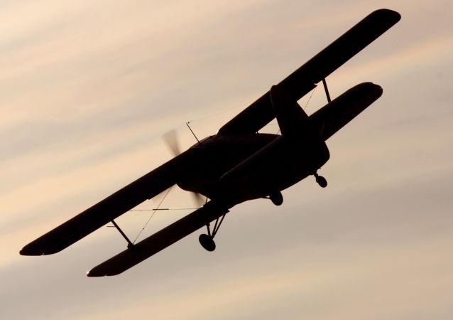 Samolot An-2. Zdjęcie archiwalne