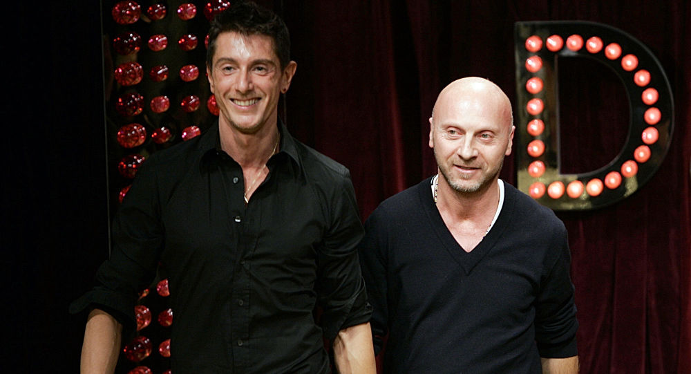 Stefano Gabbana i Domenico Dolce