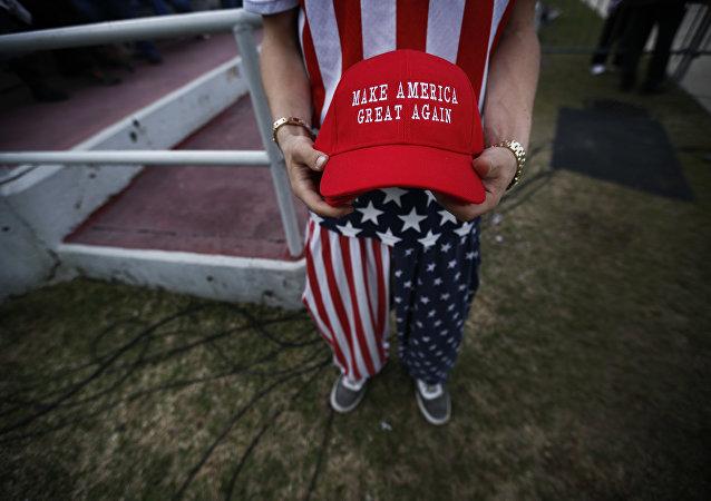Czapka Make America Great Again