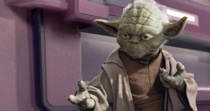 Mistrz Yoda z filmu Gwiezdne wojny