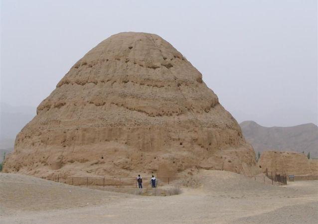 Grobowiec tanguckiej dynastii Xia Zachodni