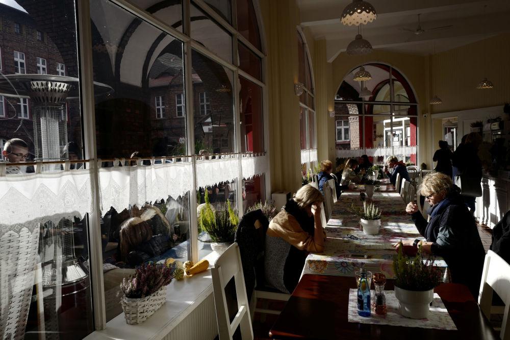 Restauracja Cafe Byfyj w Katowicach