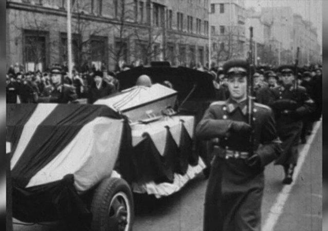 Dzień Nieznanego Żołnierza w Rosji