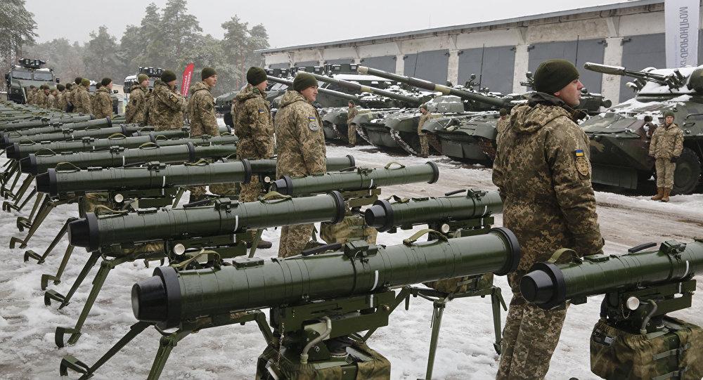 Ruszyły szkolenia rezerwistów na Ukrainie