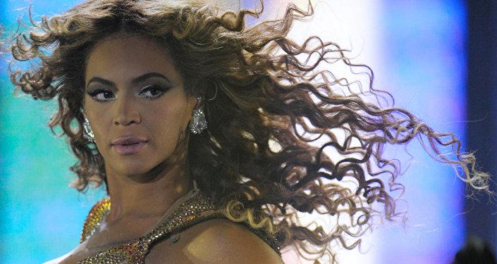 Koncert Beyonce w Moskwie