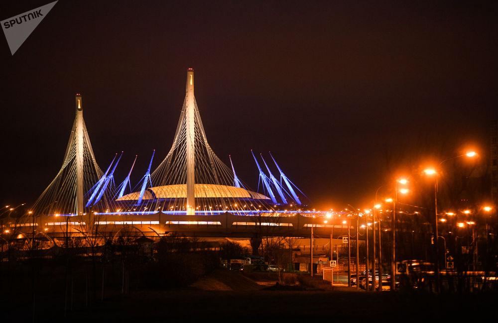 Stadion piłkarski Sankt-Petersburg