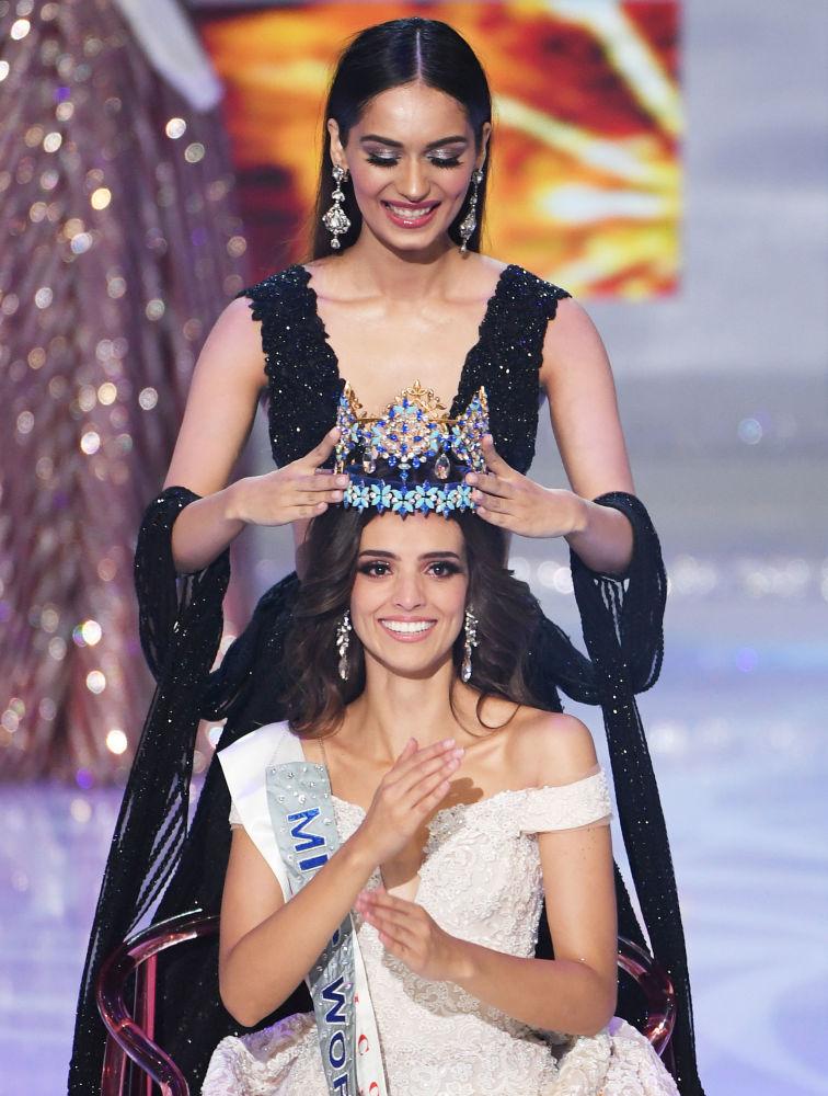 Miss Meksyk i Miss World 2018 Vanessa Ponce de Leon