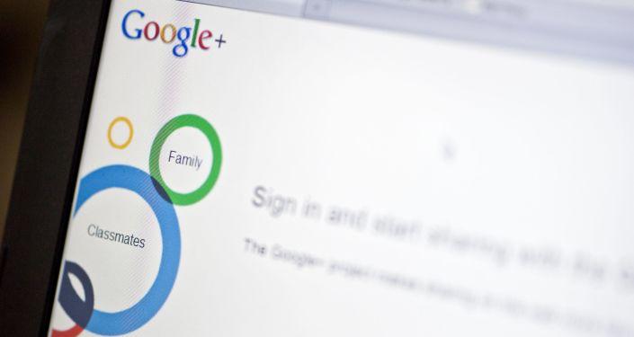 Sieć społecznościowa Google+