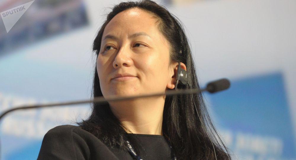 Główny dyrektor wykonawczy Huawei Technologies Meng Wanzhou