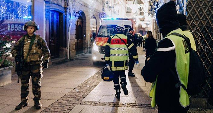 Strzelanina w Strasburgu, 11 grudnia 2018