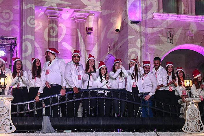 Boże Narodzenie w Latakii