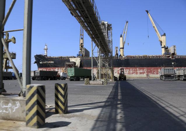 Port Hudajda, Jemen