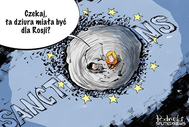 Czekaj! Ta dziura miała być dla Rosji?