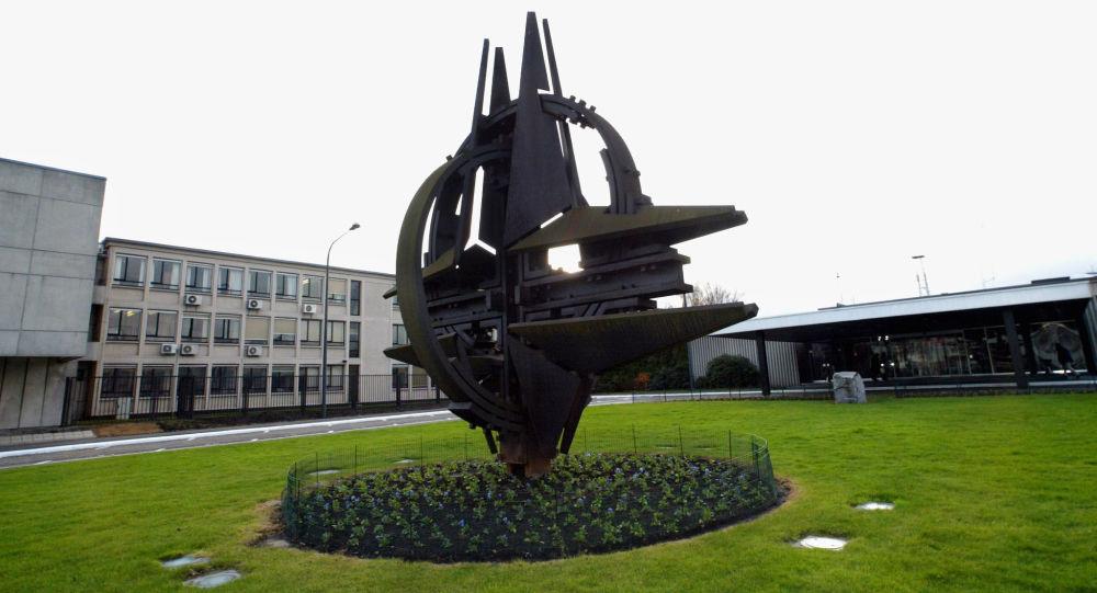 Budynek kwatery głównej NATO w Brukseli