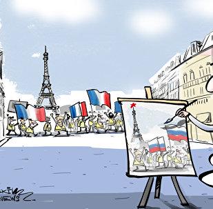 Banksy się chowa!