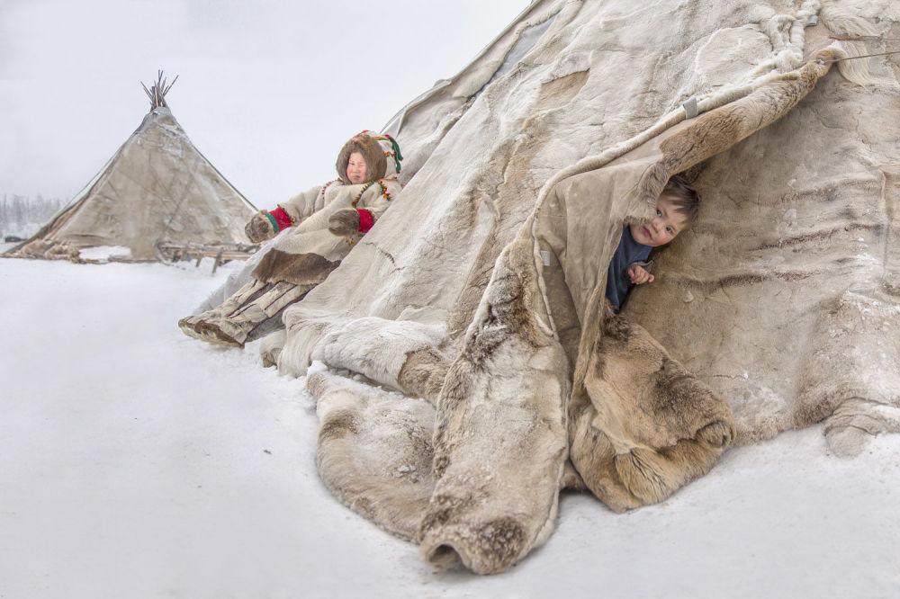 Rosyjski fotograf Władimir Aleksiejew zdobył nagrodę specjalną w nominacji Special mention, faces, people, cultures