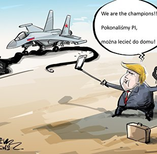 USA wycofują wojska z Syrii