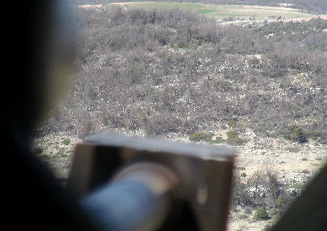 Syryjska armia odparła atak terrorystów na północy kraju